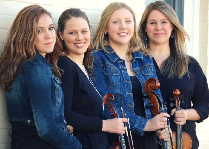College Grove Strings, Nashville, string quartet, weddings